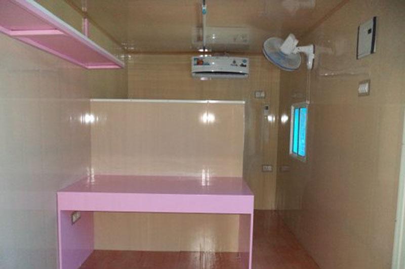 kerala Portable Cabins interior office, cochin - Manufacturer